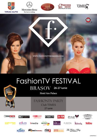 Esti pregatita pentru FashionTV Festival? Iata ce surprize te asteapta!