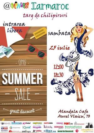 Recomandare Kfetele.ro: Summer Sale la Targul de Chilipiruri!