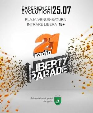 Informatii despre Liberty Parade 2015! Afla totul despre acces, line-up si caravana!