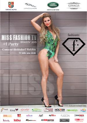 Te invitam la Miss FashionTV Brasov