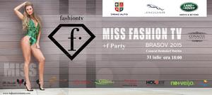 FashionTV Romania celebreaza frumusetea si feminitatea prin concursul Miss FashionTV!