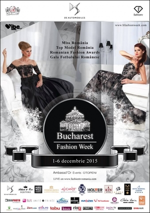 VIDEO LIVE Bucharest Fashion Week! Urmareste aici cel mai important eveniment de fashion al anului!