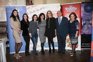 """Simona Dragomir: """"La conferinta, viitoarele mamici au aflat cum sa aiba grija de copiii lor!"""""""