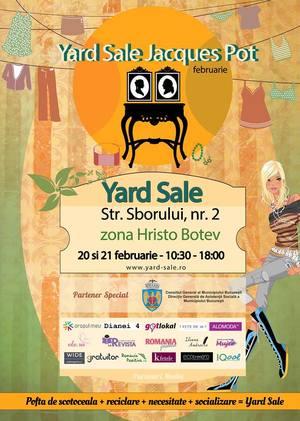 Recomandare Kfetele.ro.: Yard Sale de Februarie, partea a 2-a