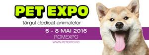 Pet Expo 2016 estimeaza incasari de 200.000 de euro din hrana si accesorii pentru animale