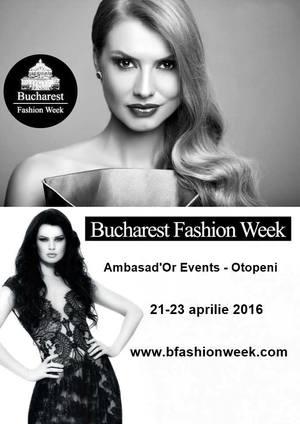 Bucharest Fashion Week poate fi urmarit live aici! Cea de a doua seara incepe de la ora 20.00