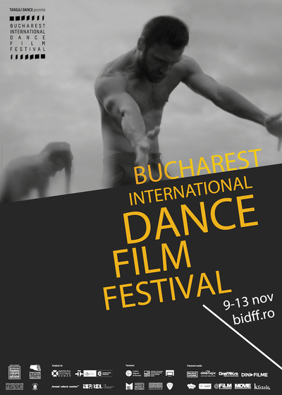 Bucharest International Dance Film Festival la a II-a editie