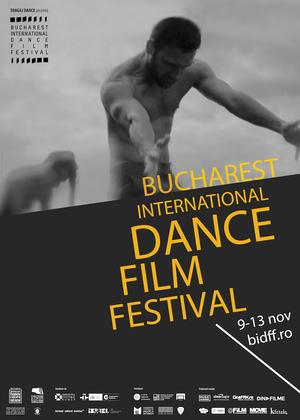 Ateliere, conferinte, expozitii si masterclass-uri laBucharest International Dance Film Festival 2016