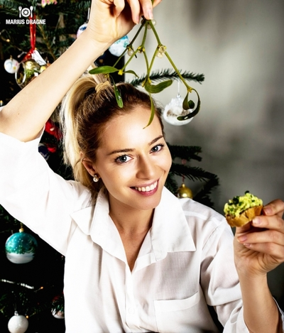 Super reteta pentru Revelion de la Laura Cosoi! Uite ce tartine iti recomanda
