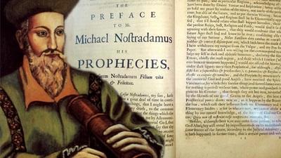 Previziunile lui Nostradamus pentru 2016 sunt inspaimantatoare: cutremure, inundatii si Al Treilea Razboi Mondial