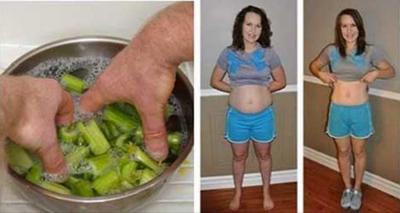 Bautura asta arde 5 kilograme de grasime abdominala in doua saptamani!