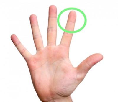 Maseaza degetul aratator timp de un minut si vezi ce se intampla