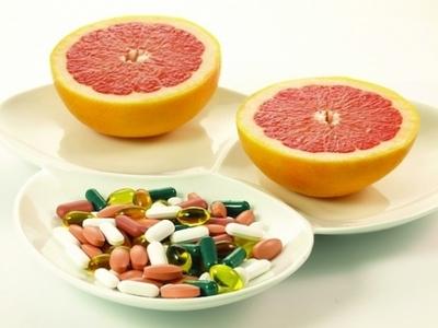 Alimente care pot interactiona cu medicamentele! Fii foarte atenta!