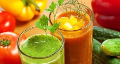 Cel mai bun suc de legume pentru detoxifiere