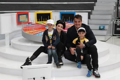 Sute de copii au luat cu asalt Kanal D saptamana trecuta