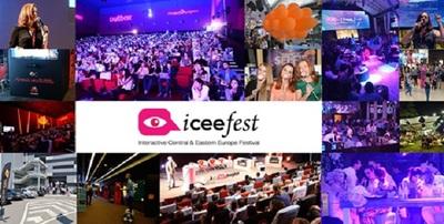 Mâine dimineaţă începe a 5-a ediţie a ICEEfest! Oamenii şi companiile care decid tendinţele în Internet şi tehnologie vor fi în România pentru 2 zile