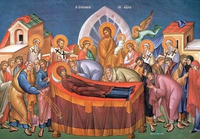 """De ce nu se spune """"La multi ani"""" pe 15 august celor care poarta numele Sfintei Maria"""
