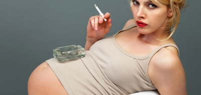 Fumatul in sarcina modifica ADN-ul copilului