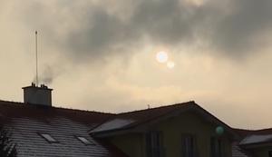 """Al doilea Soare, fenomen extrem de rar in 2017! A mai avut loc in anul 3300 i.Hr. si a provocat """"Potopul lui Noe"""""""