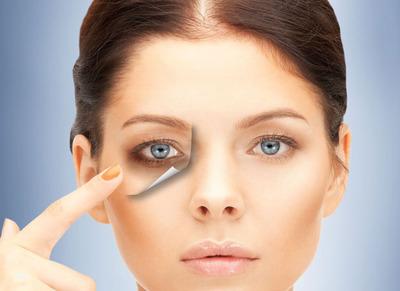 Daca ai pungi sub ochi, e posibil sa ai probleme cu tiroida!