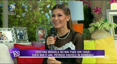 """Cristina Mihaela spune totul despre emisiunea """"Bravo, ai stil! Panorama!"""" - VIDEO"""