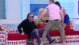 Gabriel Cotabita s-a prabusit la TV, in direct! Prezentatorii au intrat in panica