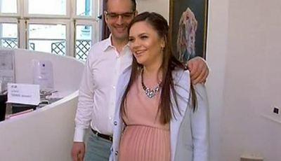 Madalin Ionescu i-a facut o petrecere-surpriza sotiei! Cristina Siscanu, emotionata pana la lacrimi! Ce daruri a primit pentru micuta Petra