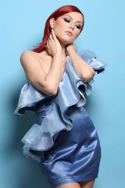Elena Gheorghe, supla si fara pic de celulita! Asa arata indragita artista insarcinata in costum de baie