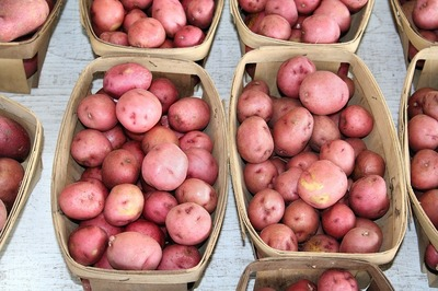 De ce sa consumi cartofi noi! Au beneficii nebanuite!