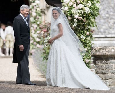 Dieta pe care a tinut-o Pippa Middleton inainte de nunta!