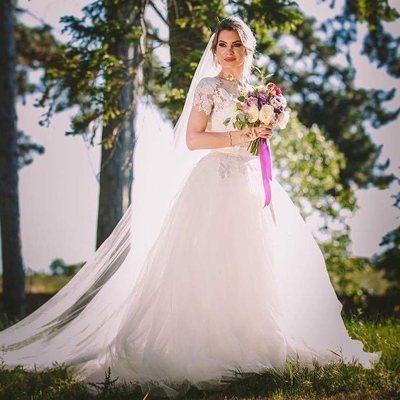"""Nunta de fite pentru o fosta concurenta de la """"Bravo, ai stil!""""!"""