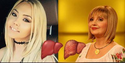 Ciroza hepatica, boala care le-a ucis pe Denisa Manelista si Ileana Ciuculete. Iata care sunt simptomele care ar trebui sa te trimita urgent la medic