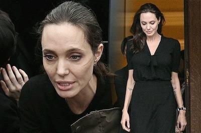 "Angelina Jolie a recunoscut cat de mult a afectat-o divortul de Brad Pitt: ""Am facut paralizie faciala"""