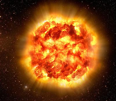 """Profetie SOCANTA! Urmeaza o explozie solara care va distruge lumea: """"Din CER incepe a curge foc auriu"""""""