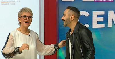Noua senzatie din muzica turceasca, in direct la Teo Show! Deniz Cem a lasat pe toata lumea cu gura cascata: A cantat o melodie romaneasca!