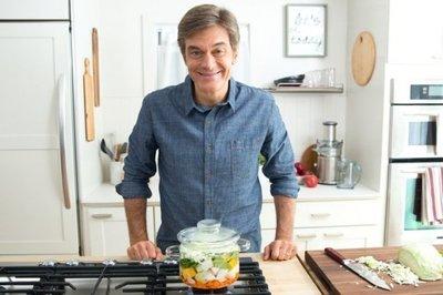 Dieta care intinereste organismul, propusa de Dr. Oz