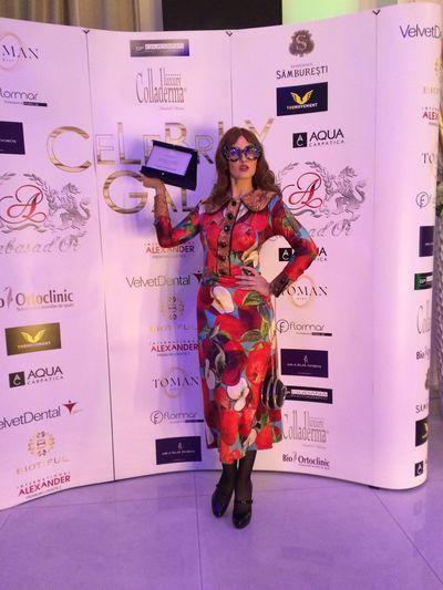 "Silvia Ionita si Iulia Albu, premiate la Gala Celebrity Awards ""Femei de succes"""
