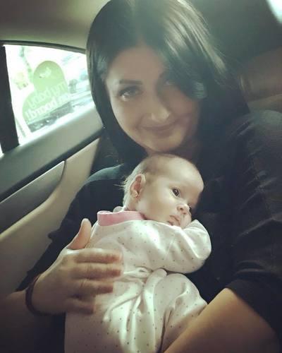 Decizia de ultima ora pe care a luat-o Gabriela Cristea in privinta botezului fetitei sale! Totul, pentru binele micutei Victoria