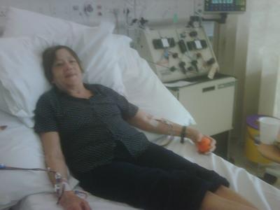 A fost diagnosticata cu cancer si s-a vindecat dupa ce si-a administrat singura un tratament cu un ingredient din bucatarie