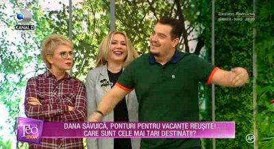 Dana Savuica, ponturi pentru vacante reusite - Care sunt cele mai tari destinatii