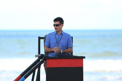 """Bogdan Socol, comentator sportiv experimentat, se alatura lui Cosmin Cernat la """"Exatlon"""""""