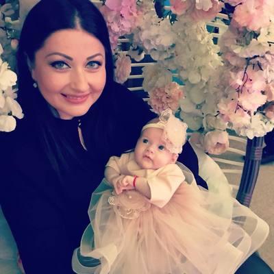 Ce a anunt a facut Gabriela Cristea despre fiica ei. Toti prietenii au felicitat-o