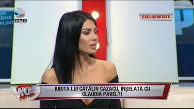 "Iubita lui Catalin Cazacu, dezvaluiri cu lacrimi in ochi: ""Am fost insarcinata cu el!"""