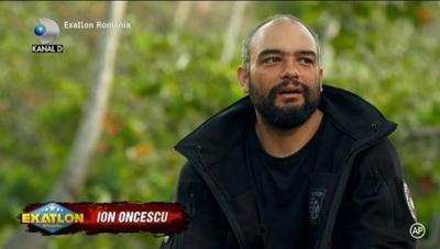 """Exatlon 17 februarie. Ionut Oncescu, probleme de sanatate: """"O piatra de la rinichi mi-a ajuns la..."""""""