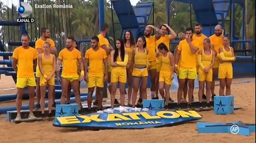 Meciul saptamanii la Exatlon: Romania vs Turcia! Cine va castiga sambata