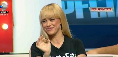 """Provocarea Andei Adam pentru Victor Slav, in direct: """"Poti sa... nu ma supar"""""""