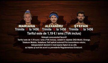 Fanii au decis cine pleaca in Romania de la Exatlon, in aceasta seara. Eliminatul din Echipa Razboinicilor conform statisticilor este...