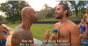 "Giani Kirita l-a jignit ingrozitor pe Alex: ""Pe tine te inchiriez la botezuri!"" Cum vor fanii Razboinicilor sa se razbune pe Faimosi?"