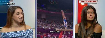 Adevarul despre inlocuirea Dianei Bulimar cu Larisa Iordache la Olimpiada din 2012! Cele doua gimnaste au venit in platoul emisiunii Wowbiz si au povestit cum s-a intamplat, de fapt, totul