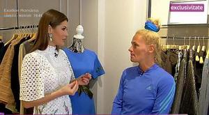 Schimbare radicala de look pentru Razboinica Mariana! Cristina Mihaela a ajutat-o sa isi aleaga tinuta! Cum arata in rochie si pe tocuri